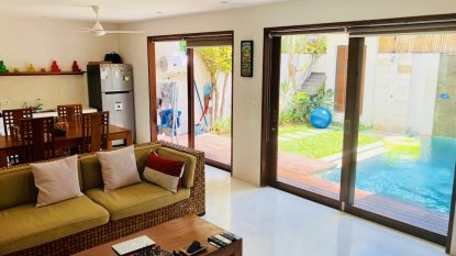 Comfortable and Modern Villa Pererenan