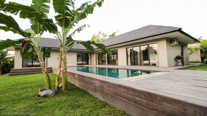 3 Bedroom Villa Canggu Tiying Tutul