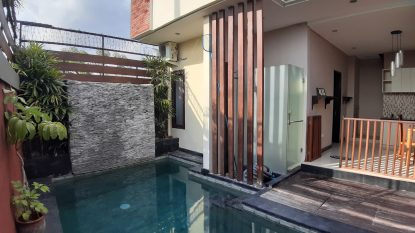 Stylish 2 bedroom house in Canggu – Freehold