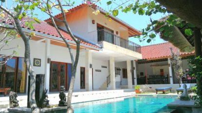 Freehold 3 bedroom villa in tranquil area for Jimbaran