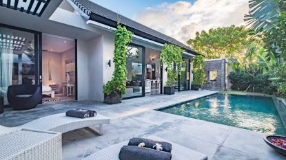 SLEEK AND STYLISH 2 BEDROOM VILLA IN UMALAS