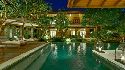 FREEHOLD 4 BEDROOM LUXURY VILLA IN SEMINYAK