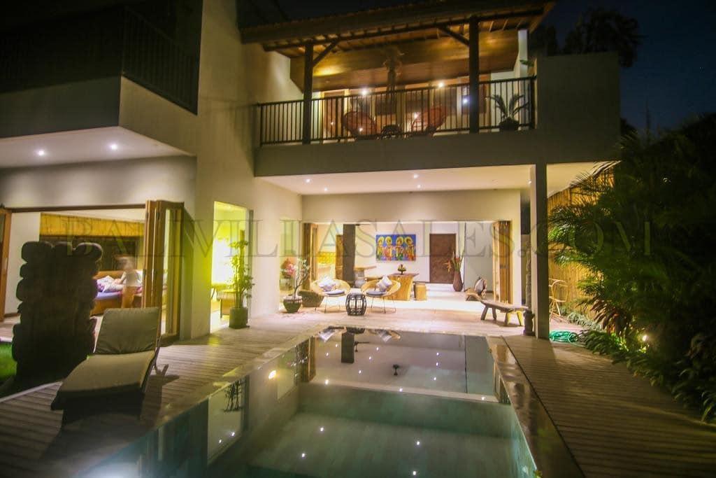 Beauty 3 bedroom villa – close to the beach!