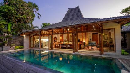 Magnificent Villa in North Canggu