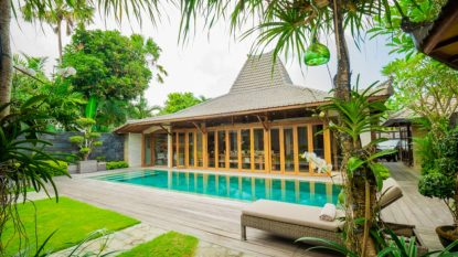LEASEHOLD 29 YEARS – Stunning Villa in North Canggu