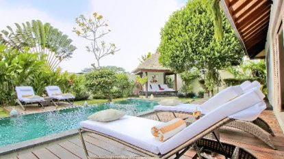 Magnificent 3 Bedroom Villa in Canggu