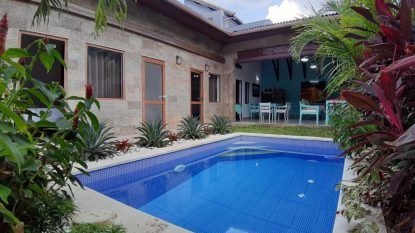 3 bedroom stylish villa in Sanur for leasehold