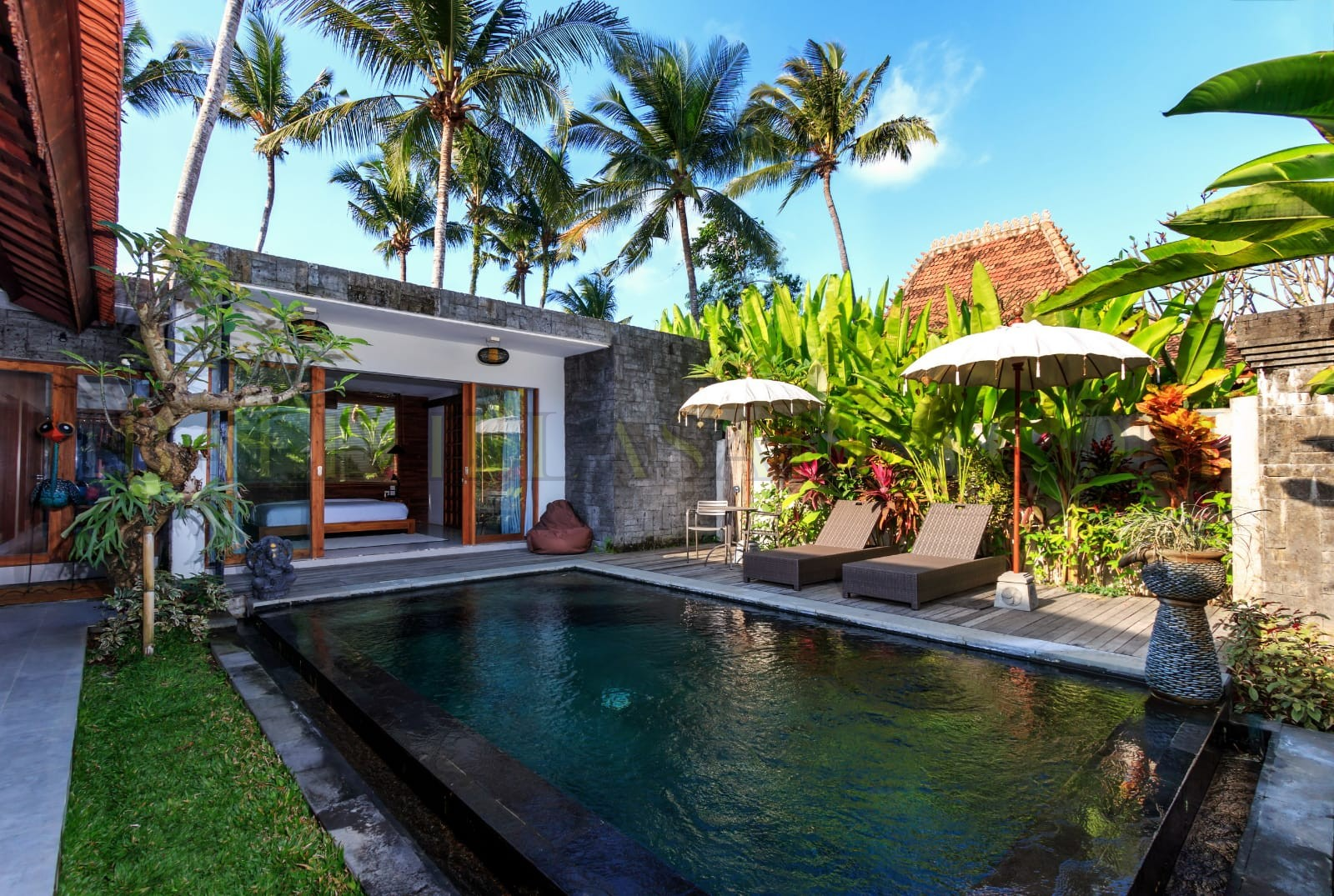 Comfortable 2 Bedrooms Villa in South Ubud