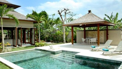 Leasehold private villa with Pondok Wisata