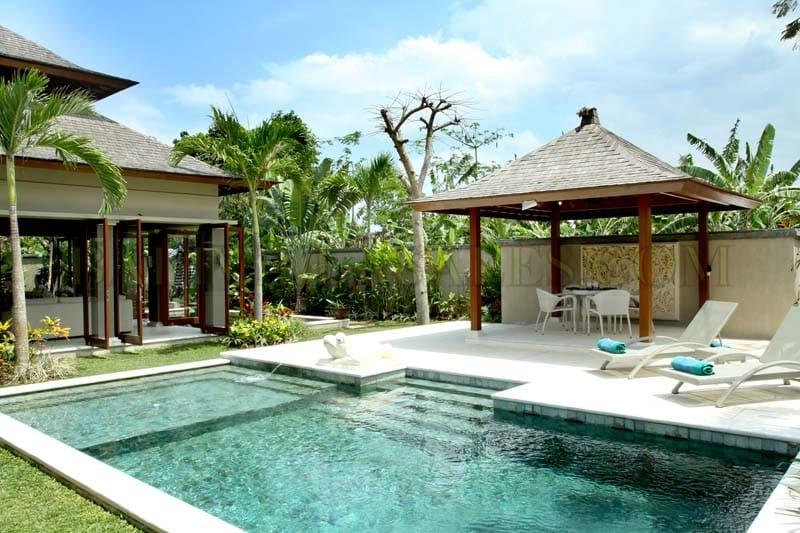 Leasehold private villa with Pondok Wisata