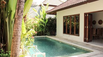 Charming 3 bedroom villa in North Seminyak