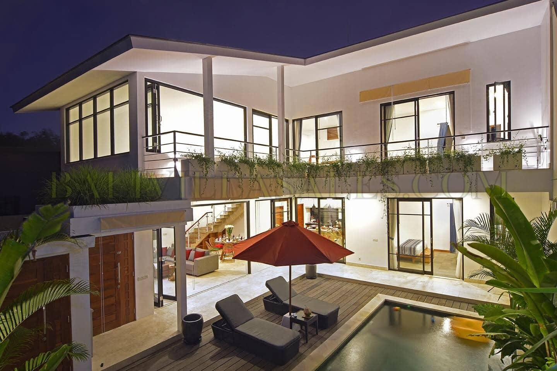 Villa Modern – Lokasi populer di Berawa