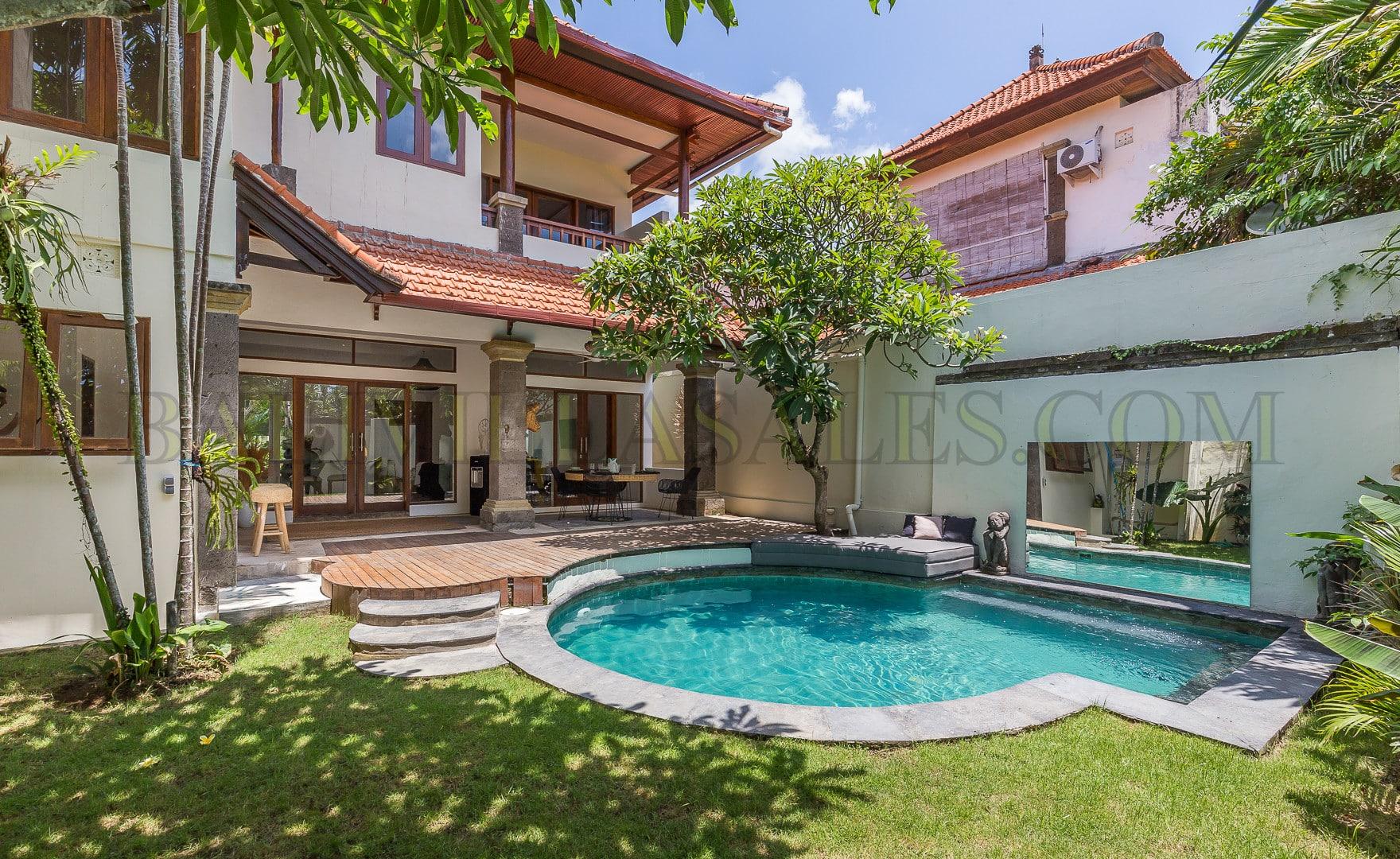 Newly renovated Leasehold Villa – Umalas