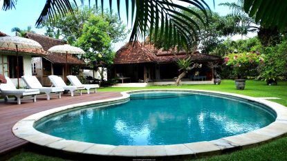 Stylish villa with large plot in Mertanadi – Seminyak