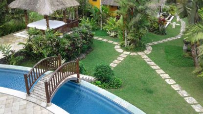 Villa with nice views in Ubud