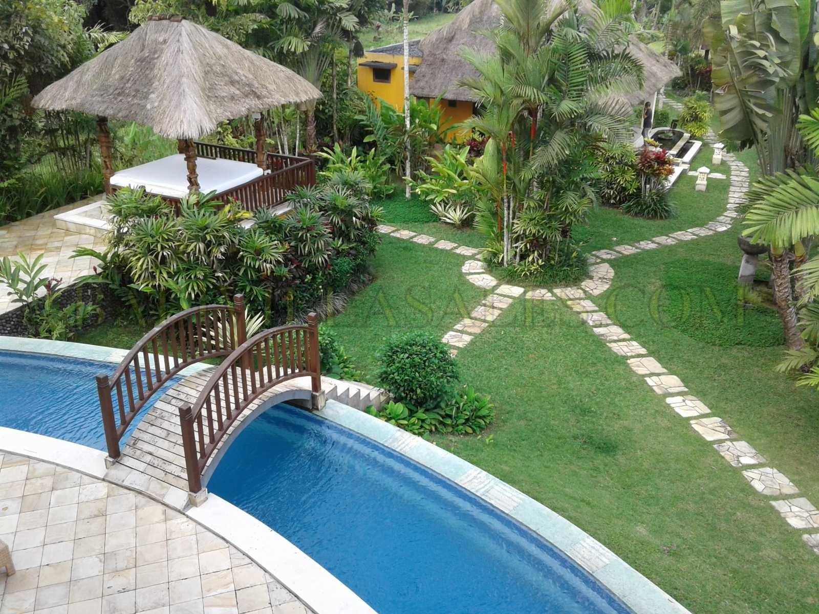 Villa with nice views in Ubud