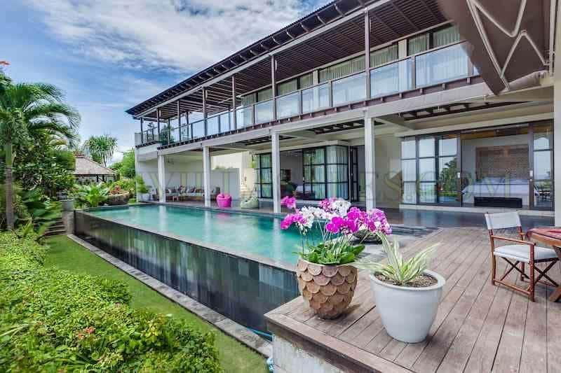 Jimbaran Cliff Villa – Stunning View