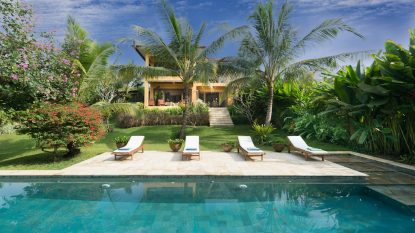 MAGNIFICENT VILLA WITH HUGE GARDEN – GREENBELT RICE FIELD VIEW