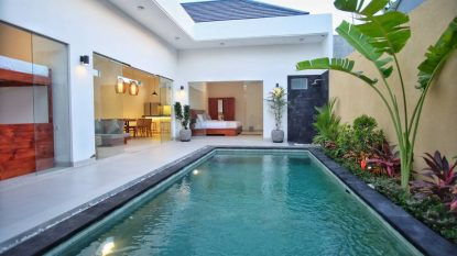 Brand new 3 bedroom villa in Kerobokan
