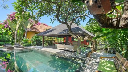 Beautiful 3 bedroom villa in Sanur For Freehold Sale