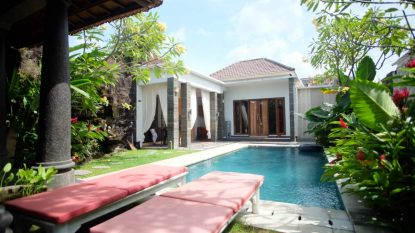 Freehold 3+1 bedroom villa in Berawa-Canggu