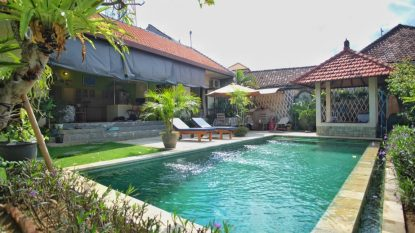 2 bedroom family villa in Kerobokan