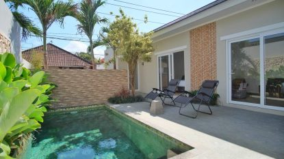 MODERN STYLISH 2 BEDROOM VILLA IN SANUR