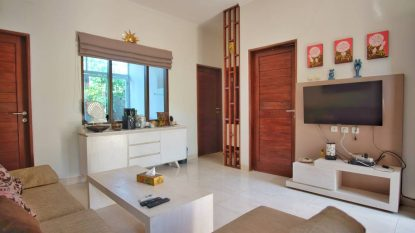 2 bedroom house in a premium complex in Nusa Dua