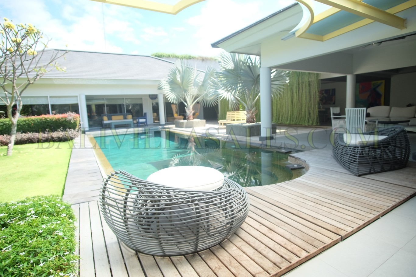 Top Choice Contemporary Villa in Beachside Area of Sanur