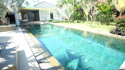 Modern Villa in Beachside Area of Sanur