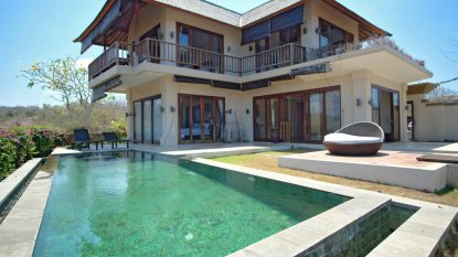 Ocean view villa in Nusa Dua