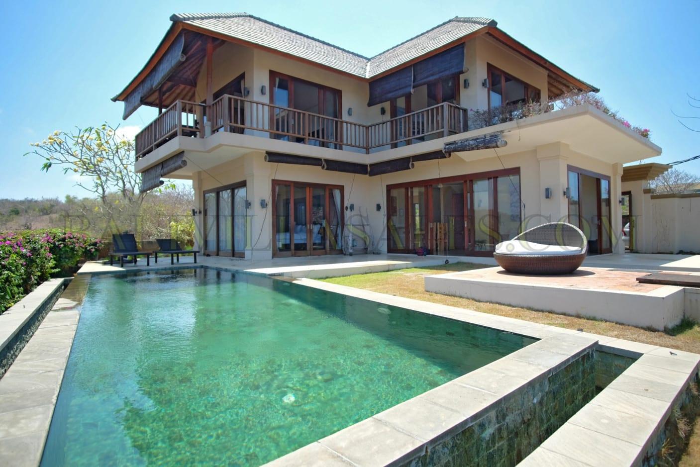 Ocean view villa in Nusa Dua