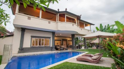AMAZING BALINESE FREEHOLD VILLA – SESEH BEACH AREA