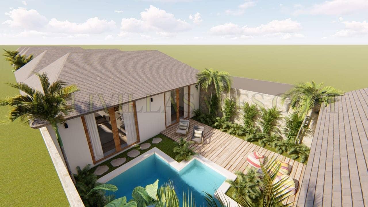 2 bedroom villa prime area Seminyak