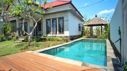 3 bedroom  freehold villa in Jimbaran