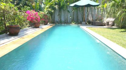 Beautiful CLIFF-SIDE Villa In Central Ubud