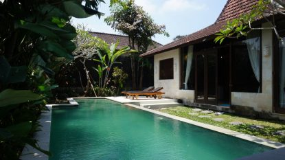 Well Design 2 Bedrooms Villa in Central Ubud
