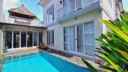 2 bedroom villa in Tanah lot for sale