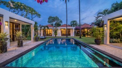 Four bedroom luxury villa in Sanur