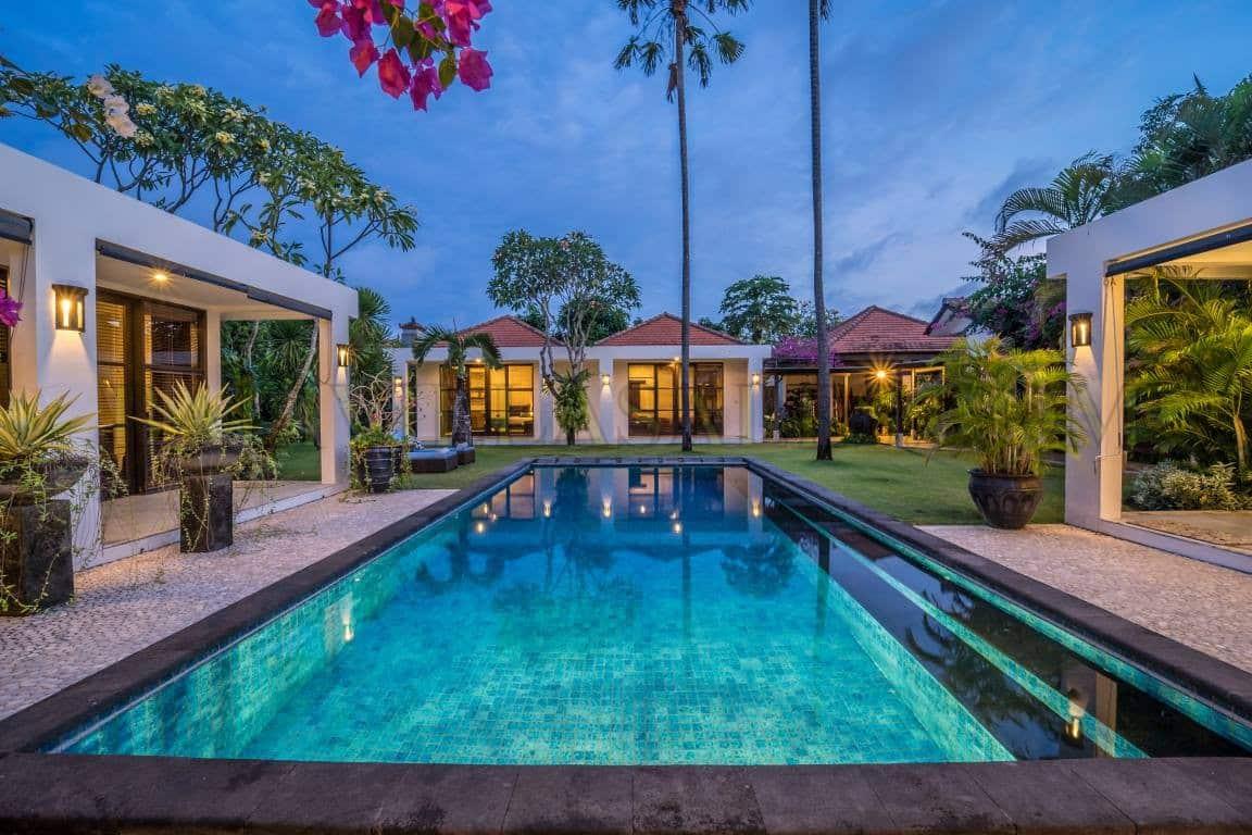 Four bedroom luxury villa in Sanur