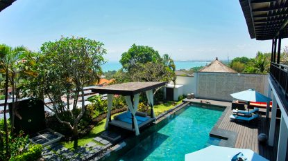 BREATHTAKING FREEHOLD VILLA IN BEST AREA OF JIMBARAN