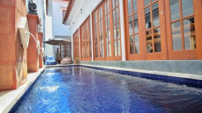 Beautiful 4 bedroom villa in Sanur