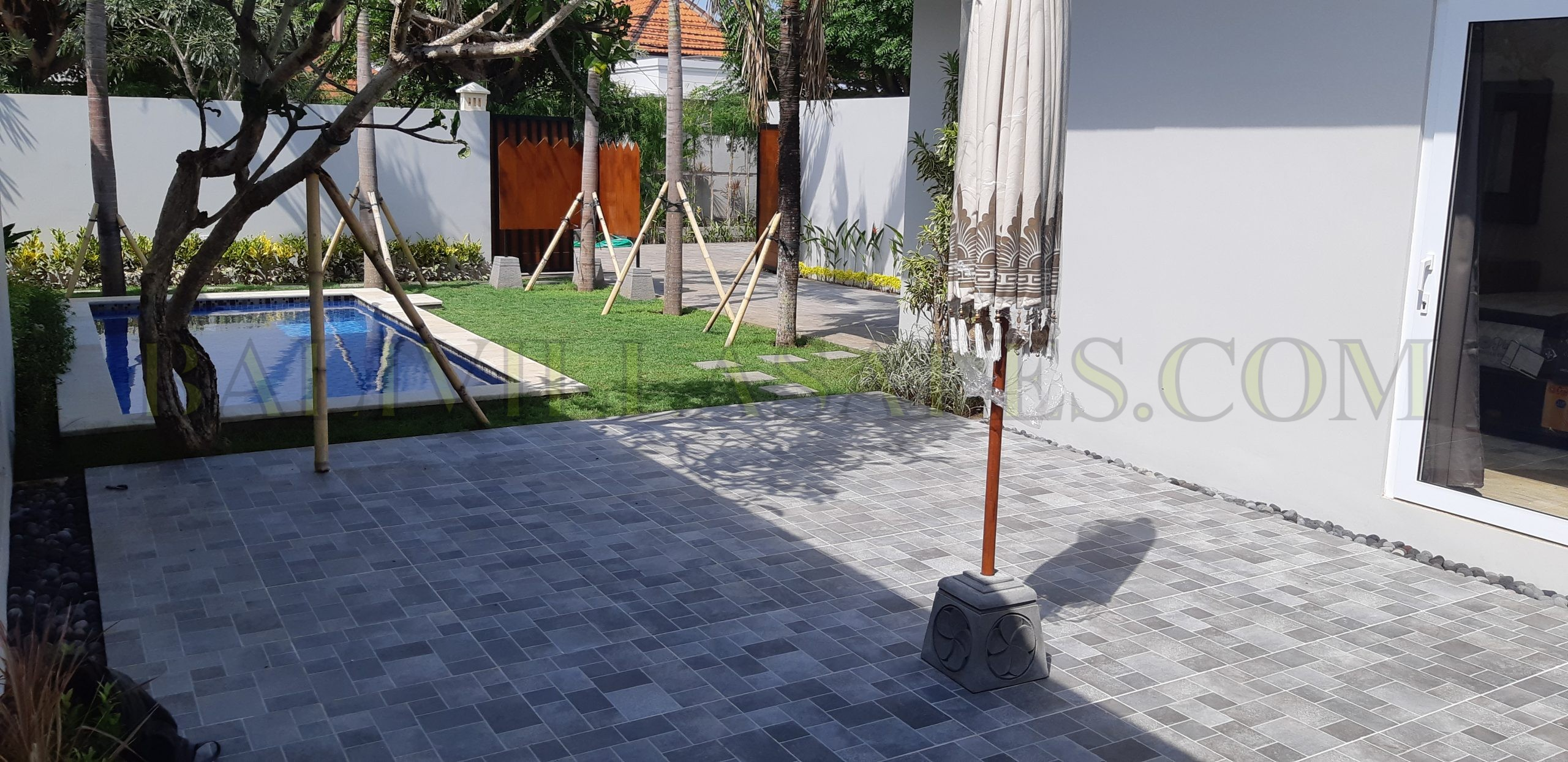 Brand new 3 bedroom villa in Sanur.