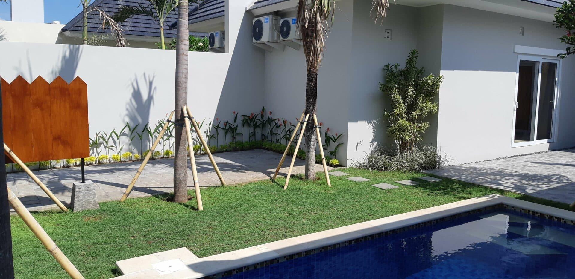 Brand new 3 bedroom villa in Sanur. Price slashed 25%