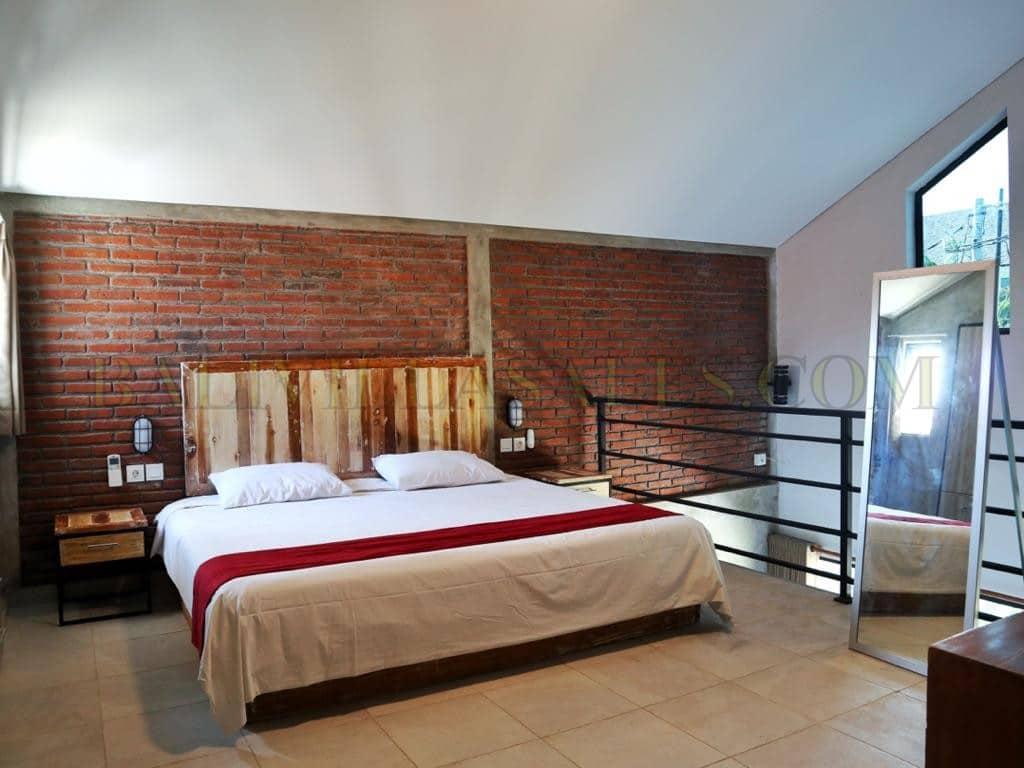 Industrial style loft apartment Umalas