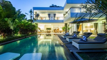 4 BEDROOM TURN-KEY VILLA CANGGU