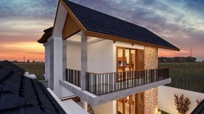 Introducing a Brand new Development North Canggu with possibilities to create your own stunning villa