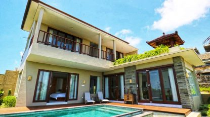 Beautiful Villa in Jimbaran with Panoramic Ocean View