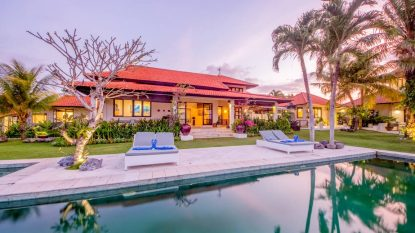 LUXURY 5 BEDROOM VILLA IN ULUWATU WITH OCEAN VIEW