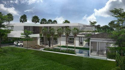 3 bedroom villa Canggu off plan